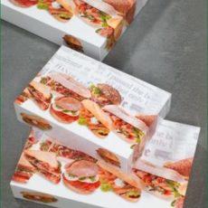 Broodjes dozen